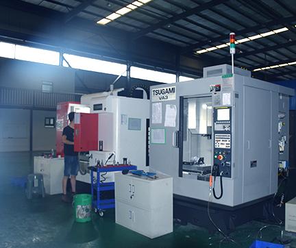 CNC精密机械加工的具体流程