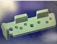 成都机械配件加工常见的髙速切削平面图的刀具