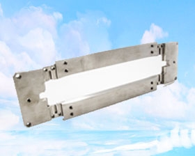 CNC钣金材料加工